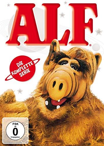 Alf - Die komplette Serie [16 DVDs]