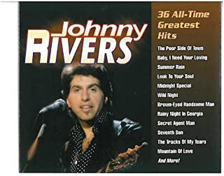 Johnny Rivers: 36 All-Time Greatest Hits