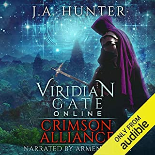 Page de couverture de Viridian Gate Online: Crimson Alliance