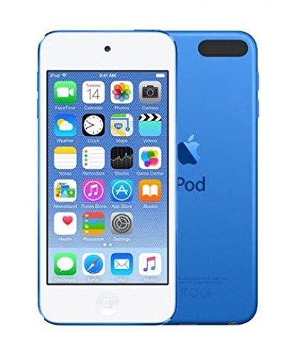 Apple iPod Touch 64GB Blue (6th Generation) MKH02LL/A (Refurbished)