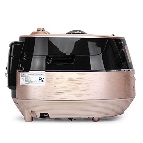 Cuckoo CRP-FHVR1008L Pressure Rice Cooker 11.40 x 11.90 x 16.50 Pink Gold