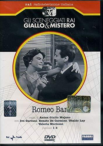 Romeo Bar - Gli sceneggiati Rai Giallo e Mistero - Fabbri Editori