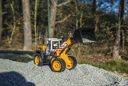 RC Auto kaufen Baufahrzeug Bild 2: Carson 500907283 1:20 Radlader 2.4G 100% RTR*