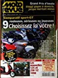 MOTO REVUE [No 3289] du 10/07/1997 - GRAND PRIX D'IMOLA - BIAGGI - JACQUE - COMPARATIF SPORT - GT - CONTACT NOUVEAUTE -...