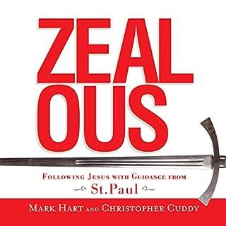 Zealous audiobook cover art