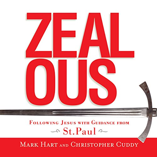Zealous audiobook cover art