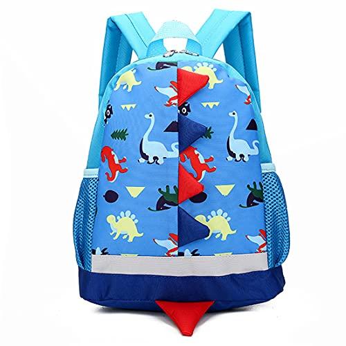 Mochila Infantil Kindergarten Guarderia Escolar � Primaria pequeña Linda Dinosaurio