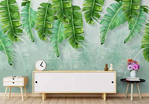 Amazon Com Murwall Banana Leaf Wallpaper Tropical Leaves Wall Mural Exotic Leaf Wall Art Natural Cafe Decor Home Design Living Room Bedroom Entryway Handmade Free for commercial use no attribution required high quality images. murwall banana leaf wallpaper tropical leaves wall mural exotic leaf wall art natural cafe decor home design living room bedroom entryway