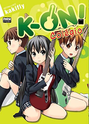 K-ON! - Colégio