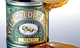 Lyle`s Golden Syrup Tin 454g (3 Pack)