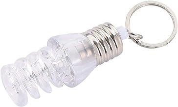 VALICLUD 12 stks Mini LED Sleutelhanger Draagbare Mini Zaklamp Lampen LED Sleutelhanger Licht Torch met Haak voor Klimmen ...