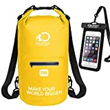 Discovery Adventures Dry Bag,Waterproof Bag Backpack Dry Sack 10L 20L with Long Adjustable