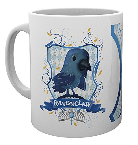 Ravenclaw Paint-Tasse