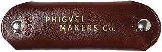Leather Key Swivel Case Key Holder Brown By Phigvel Makers