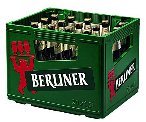 Berliner Pilsner MEHRWEG, (20 x 0,5 l)