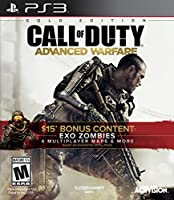 Call of Duty: Advanced Warfare (Gold Edition) - PlayStation 3 [並行輸入品]