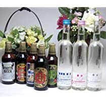福袋!地ビール・日本酒セット2(金しゃち330ml×5本・華火500ml×3本)