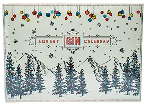 Gin Advent Calendar 2019 Edition - Countdown to Christmas