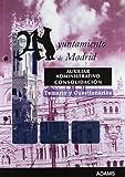 Auxiliar Administrativo, consolidación de empleo temporal, Ayuntamiento de Madrid. Temario y cuestionarios