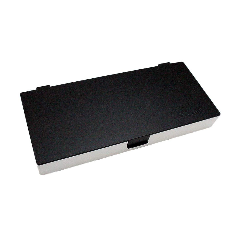 ながらカジュアル納得させるスタイリングシステムボックス (白黒) ノンスリップ ヘアピン ケース コスメボックス メイクボックス メークボックス メイクケース メークケース