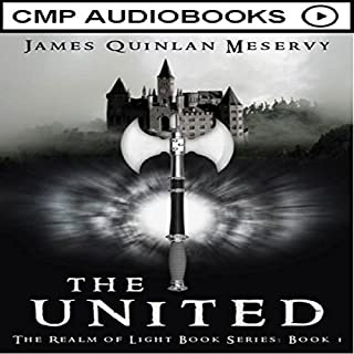 The United audiobook cover art