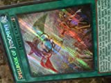YU-GI-OH! - Spellbook of Judgment (LTGY-EN063) - Lord of The Tachyon Galaxy - 1st Edition - Secret Rare