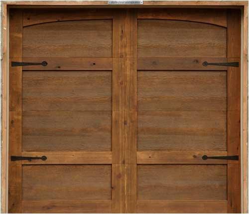 style-your-garage.com Garagentor Fotoplane Hoftor, B 245 cm x H 210 cm
