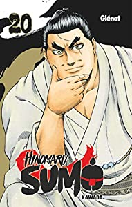 Hinomaru Sumo Edition simple Tome 20