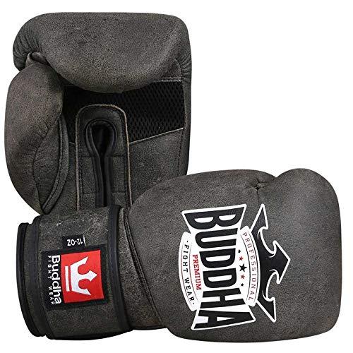 Guantes de boxeo para entrenamiento Londsdale Boxen Handschuhe X-Lite Training Gloves color Negro talla M