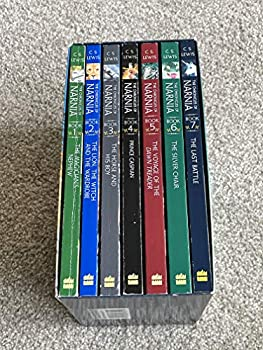 The Chronicles of Narnia by C.S Lewis  8 Book Box Set