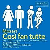Cosi fan tutte, K. 588, Act 1: Finale 'Eccovi il medico' (Don Alfonso, Ferrando, Guglielmo, Despina, Fiordiligi, Dorabella)