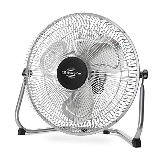 Orbegozo PW 1230 - Ventilador industrial Power Fan, inclinac