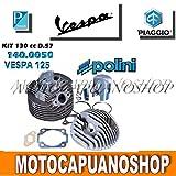140.0050 CILINDRO GRUPPO TERMICO POLINI APE 50 a 130 cc TM P RST MIX EUROPA