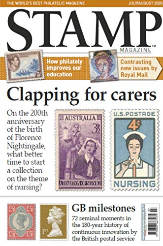 Stamp Magazine - Clapping for Carers (English Edition)
