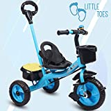 Little Olive Little Toes Baby Tricycle Phthalates Esters Free; Harmful Chemicals Free /
