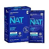 Keto//OS NAT® Berry Blue Keto Supplements – Charged - Exogenous Ketones - BHB Salts Ketogenic...