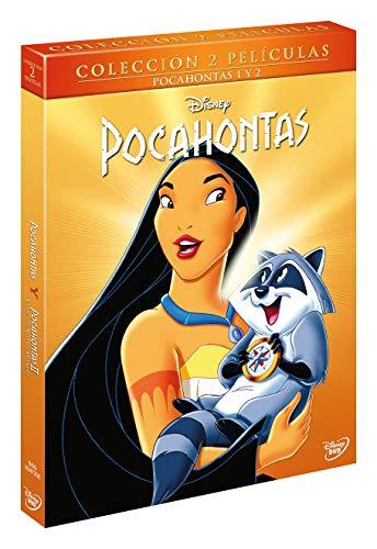 Pack Pocahontas 1 + Pocahontas 2