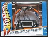 Hot Wheels 360 Alarm Clock Radio