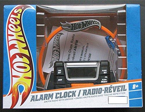 hot wheels alarm clock - 2
