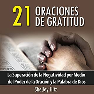 21 Oraciones de Gratitud cover art
