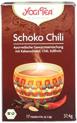 Yogi Tea Schoko Chili Bio (1 x 37 g)