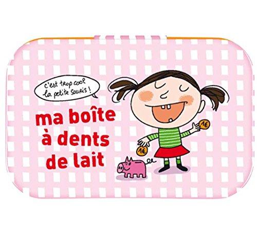 Scatola dentini da latte