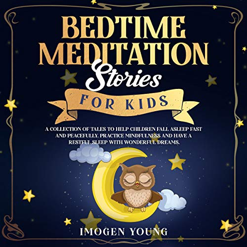 Bedtime Meditation Stories for Kids Titelbild