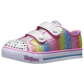 Skechers-Step-Up-Sparkle-Kicks-Zapatillas-para-Nias