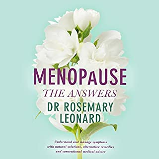Menopause - the Answers cover art
