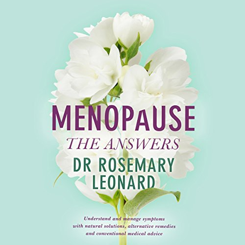 Menopause - the Answers audiobook cover art
