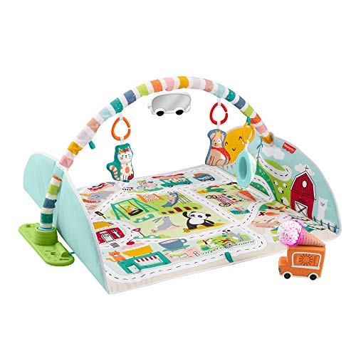 Fisher Price GJD41 Activity City Gym to Jumbo Play Mat