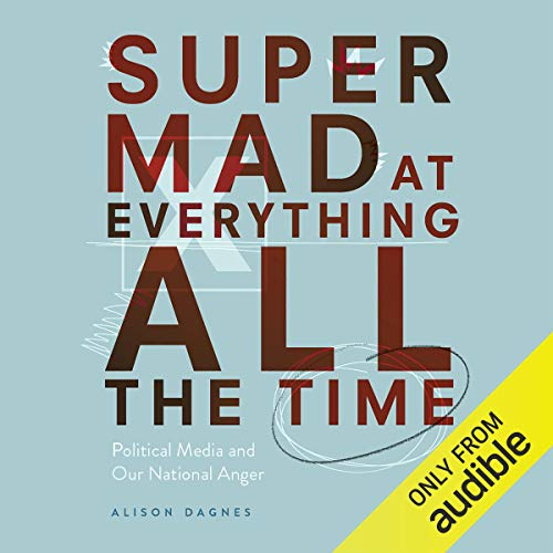 Super Mad at Everything All the Time audiobook cover art