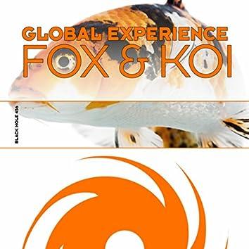 Fox & Koi