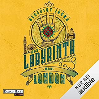Das Labyrinth von London Titelbild